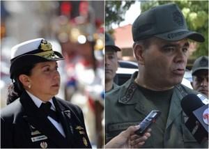 Oficializan nombramientos de nuevos ministro de defensa e for Nuevo ministro de interior y justicia