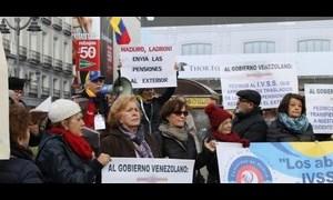 Pensionados En El Exterior No Cobran Desde 2015 Noticias Candela