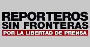 Resultado de imagen para reporteros sin fronteras site:informe25.com